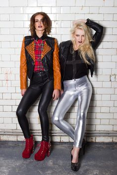 We love the glam-rock look and we LOVE disco pants even more! Choose from several colours at daisystreet.co.uk.