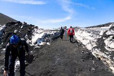 Mount Etna, Sicily, photo by Anna Kwiatkowska
