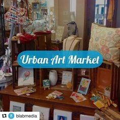 """""""#Repost @blabmedia Thank you for the shout out!! Windsor has some great talent to showcase. I'm glad UAM is the place to do that! ・・・ This weeks featured business babe is @urbanartmarket! Located in historic Walkerville, this mecca of local goodies is run by crafter and entrepreneur Anissa Noakes. Urban Art Market is made up of 31 local artists and artisans from the Windsor Essex County area. You can shop for a variety of unique products all handmade with love like pottery, jewelry…"""