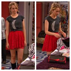 Teddy Duncan (Bridget Mendler) love how they dress her