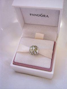 Authentic Pandora Beige Vine Retired Enamel by JEWELSELAGANT, $35.00