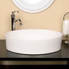 Kara+Oval+Porcelain+Vessel+Sink