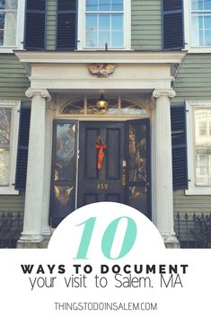 Things to do in Salem, MA. Your guide to the witch city, Haunted Happenings and Salem, MA events. Visit Historic Salem, MA in beautiful New England. Travel Articles, Travel Photos, Travel Tips, Travel Ideas, Us Travel Destinations, Best Places To Travel, Best Vacations, Vacation Trips, Visit Salem Ma