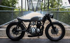 Ever Fallen in Love - Honda CB550 Cafe Racer ~ Return of the Cafe Racers