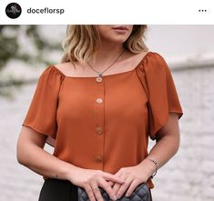 {Summer Wishes} Details! Sleeve Designs, Blouse Designs, Boho Fashion, Kids Fashion, Womens Fashion, Casual Tops, Casual Wear, Diy Clothes, Clothes For Women