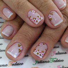 Simple Nail Designs, Beautiful Nail Designs, Nail Art Designs, Pretty Toe Nails, Cute Nails, Classy Nails, Stylish Nails, Nancy Nails, Bride Nails