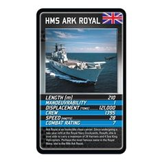 Love Battleships? Check out Top Trumps, the competitive card game that makes learning fun!