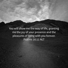 Psalms 16:11