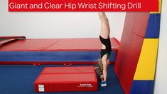 Giant and Clear Hip Wrist Shifting Drill A back extension roll is a progression…