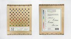 收納兼展示的木製鉛筆盒 | MyDesy 淘靈感
