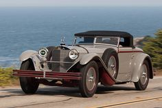 1928 Mercedes Torpedo Roadster -Home - Paul Russell and Company