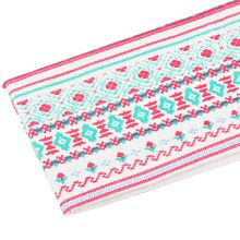 Chiristmas Pattern Linen Cotton Fabric Sewing DIY Fabric Patchwork Textiles Fabric 96x50cm(China (Mainland))