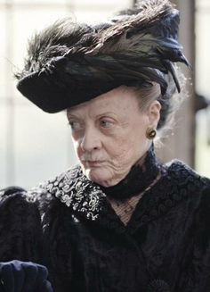 Enchanted Serenity of Period Films: Downton Abbey - A Milliner's Dream