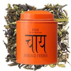 thé des Maharadja : en souvenir du Radjastan