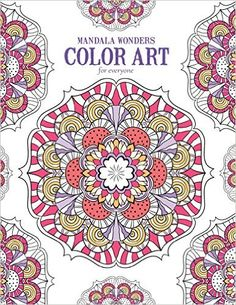 Mandala Wonders Color Art for Everyone: Amazon.de: Leisure Arts: Fremdsprachige Bücher