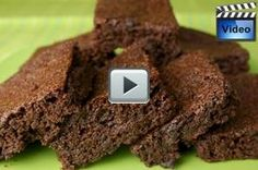 Low Fat Brownies - Joyofbaking.com
