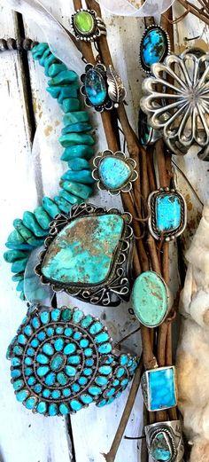nice Vintage Turquoise...