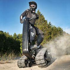 Sweet!!!  DTV Shredder All Terrain Vehicle