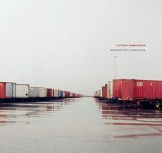 Radius Books / Taxonomy of a Landscape / Victoria Sambunaris / 2014