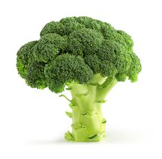 Not only will they keep you satiated from all the insoluble fibre, but the stem of a broccoli also contains more calcium and vitamin C than the florets.