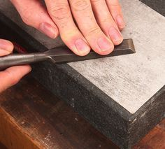"16 Tips for Sharpening Understanding the ""Why"" is just as important as the ""How"". By Tom Caspar Hand tools are a pleasure to use–if they're sharp. Once you have a sharp tool in your hands, you'll begin to realize why some woodworkers are so passionate about old ways of working wood. Slow is beautiful, after all. I've been a hand tool enthusiast for years, and I can honestly say that …"