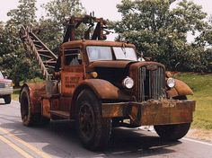 Rusty Autocar | Flickr - Photo Sharing!