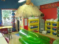 Jungle / Safari Themed Classrooms