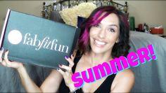 FabFitFun Summer 2015 Unboxing and Review