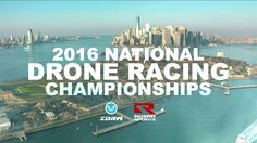 ESPN and the International Drone Racing Association (IDRA) have announced a partnership to broadcast drone racing live on TV, starting with a three-day event in New York City this August. The sport...