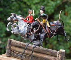 Paper Mache Horse art