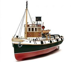 #Occre #ulises ocean #going steam tug 1:30 (61001) model boat kit,  View more on the LINK: http://www.zeppy.io/product/gb/2/321976485875/