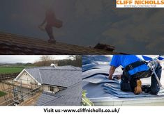 For roof repairs Telford contact Cliff Nicholls - Local roofing contractors Telford that you can trust! From flat roof repairs to roof tiles! Flat Roof Repair, Roofing Felt, Roof Tiles, Roofing Contractors, Wolverhampton, Cliff, Confident, This Is Us, Quote