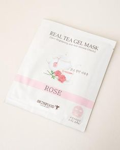 This two-piece hydrogel mask is infused with hydrating rose essence. Real rose petals deliver ingredients straight from the source! Beauty Hacks Skincare, Beauty Tips, Beauty Products, Charcoal Mask Peel, Real Rose Petals, Pore Mask, Gel Mask, Peel Off Mask, Layers Of Skin