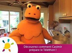 Découvrez comment Casimir prépare le Téléthon ! Winnie The Pooh, Pikachu, Disney Characters, Fictional Characters, Winnie The Pooh Ears, Pooh Bear, Fantasy Characters