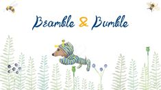 Bramble & Bumble stop motion animation – Dachshund Textile art – Bumble bee – Bee keeper honey Friday Film, Bee Company, Bramble, Original Music, Save The Bees, Bee Keeping, Dog Names, Stop Motion, Textile Art