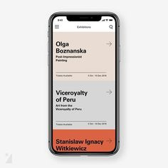 First 20 commenters will get 10 likes by us⠀⠀⠀ .⠀⠀⠀ MNW- mobile by Milena Trefler on Tap on ♥️ to support our project. Layout Design, Layout Web, Interaktives Design, App Ui Design, Game Design, Logo Design, Design Typography, Signage Design, App Design Inspiration