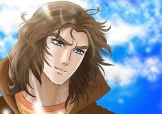 Duke / Flower by on DeviantArt Old Anime, Manga Anime, Anime Art, Anime Boys, Robot Cartoon, Cartoon Art, Muslim Culture, Super Robot, Pretty Images