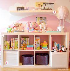 IKEA love για παιδικό δωμάτιο! - Chez Daph