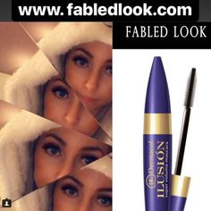 @fabledlook #dermacol #mascara #dermacolmascara #perfecteye #perfectmascara #mascaras #dermacoloriginal #lovedermacol #nicegirls #worldwidedelivery🌎 #beauty #beautygirl #czechgirl #girl #followus #followusnow #followforfollowback Perfect Eyes, Art Supplies, Cool Girl, Make Up, Beauty, Mascaras, Makeup, Beauty Makeup, Beauty Illustration