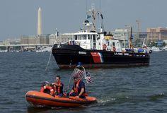 clf-11 Chicago Lake, Lake Front, Us Coast Guard, Boat, Dinghy, Boats, Ship