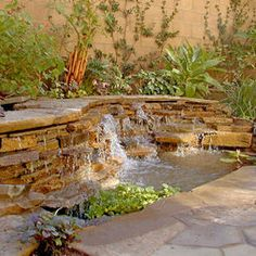 Water Falls Design, Pictures, Remodel, Decor and Ideas - page 3