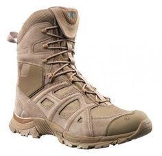 "HAIX > ""Black Eagle"" Athletic 11 Desert High Military Army Boot"