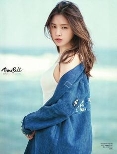 Son Na-eun(born February a South Korean singer and actress. She is best known as a member of the South Korean girl group Apink . Hot Girls, Sweet Girls, Kpop Girl Groups, Korean Girl Groups, Girl Day, My Girl, Korean Beauty, Asian Beauty, Asian Woman