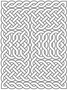 Printable Celtic Knots For October