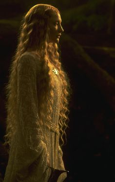 Galadriel #hairgoals