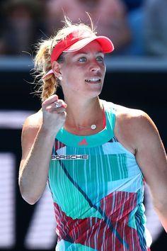 Angelique Kerber Photos - 2016 Australian Open - Day 6