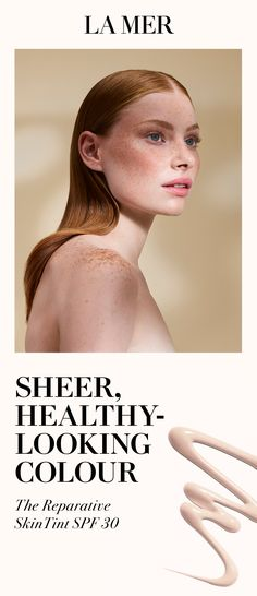 This sheer, lightweight skin tint instantly perfects with a healthy-looking touch of colour, revealing a luminous glow. Charged with powerful anti-oxidants The Reparative SkinTint SPF 30 helps guard the skin against environmental stressors. Tap the pin to Suttle Makeup, Makeup Videos, Makeup Tips, New Nail Colors, Neutral Colors, Colours, Makeup Looks, Face Makeup, Beauty Makeup Photography
