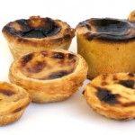 Receita de Pasteis de Nata - Receitas Já, rapidas, faceis e simples Culinária