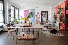 Studio Tour: Block Shop Textiles   Design*Sponge