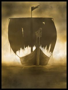 The #Viking #Ghost #Ship